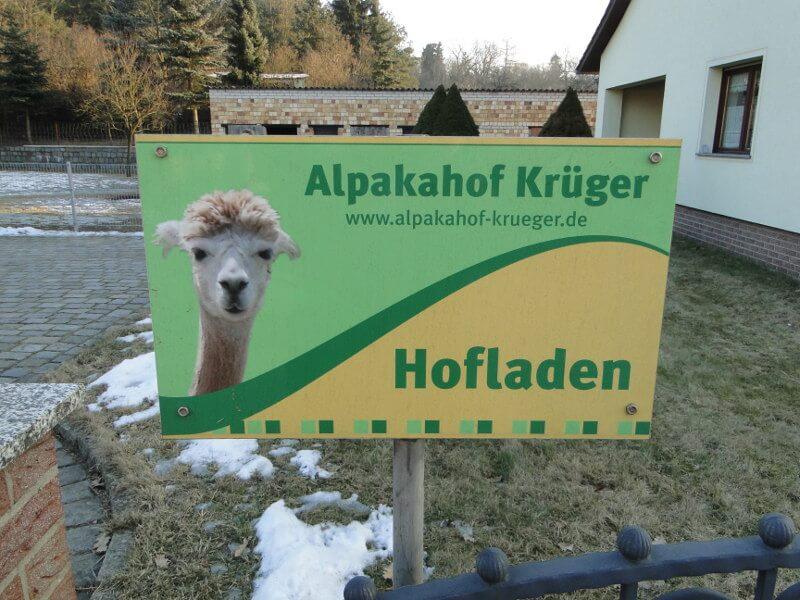 Zum Alpakahof Schenkendöbern